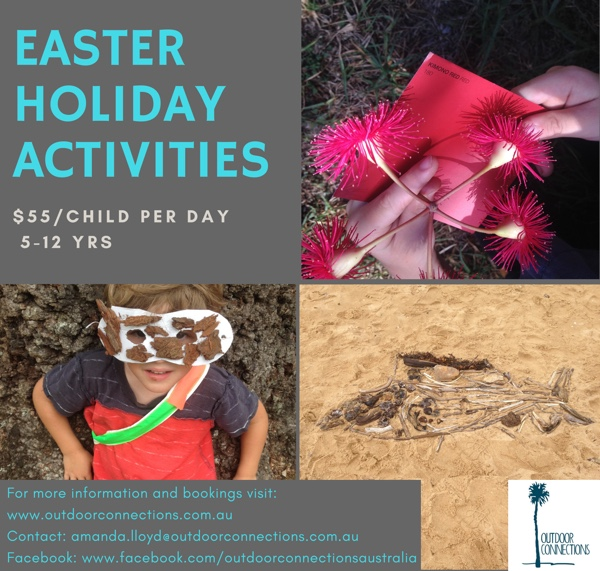 Easter holiday activities, nature play